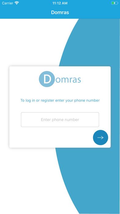 Domras – заказ такси screenshot 1