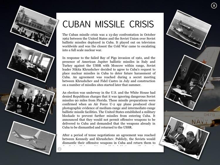 Cold War Interactive Timeline