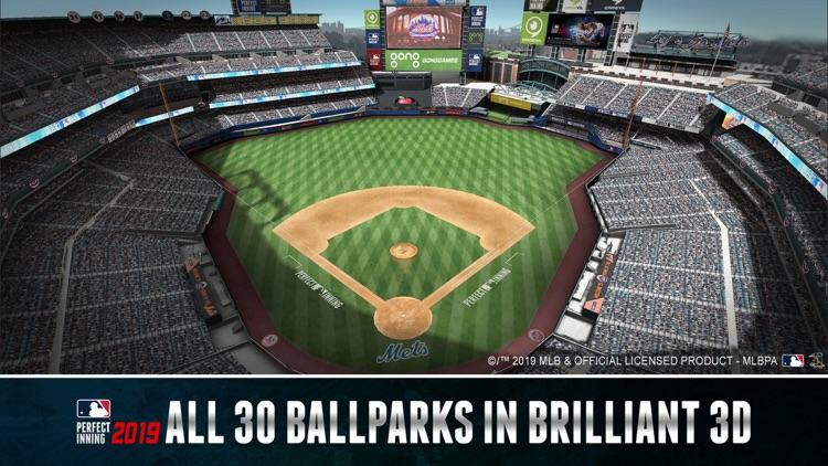 MLB Perfect Inning 2019 screenshot-4