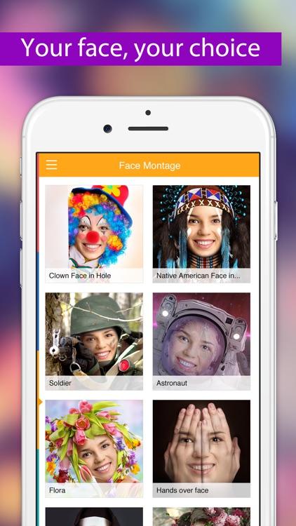 Face Swap: fun faceapp montage screenshot-4