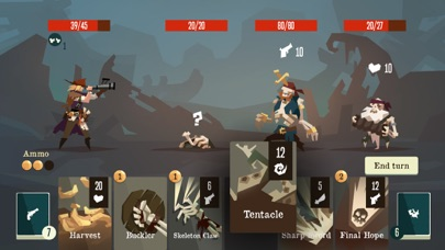 Pirates Outlaws screenshot 2
