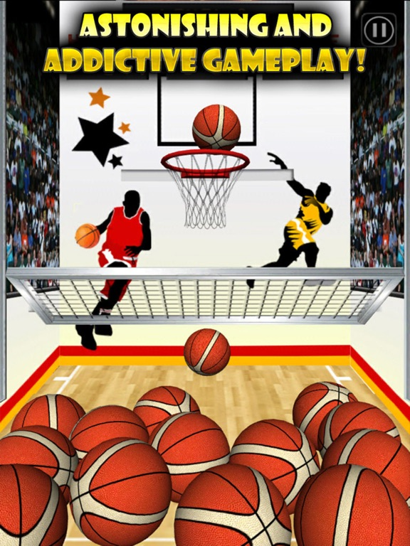 Basketball Arcade Machine screenshot