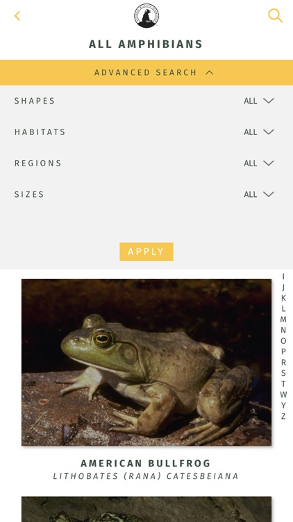 NWF Guide to Amphibians screenshot-3