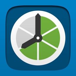 Math Clock, by MLC