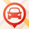クルマの位置検索 - iPhoneアプリ
