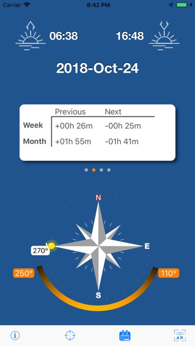 Solar Tracker ARのおすすめ画像3