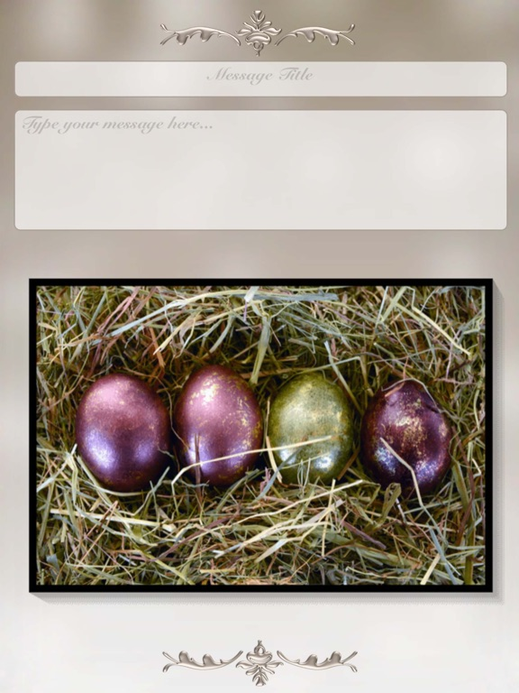 Happy Easter • Greeting cards Screenshots