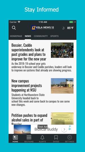 back page shreveport