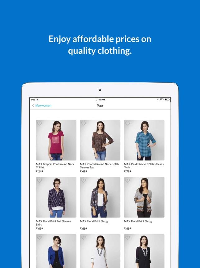 b0ebb94c5401  Max Fashion on the App Store