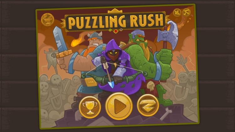 Puzzles Rush Lite