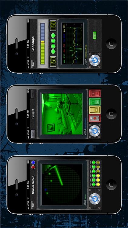 Ghost Hunter M2 screenshot-3