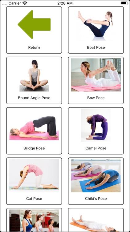 Yoga Asanas Type List By Jacquelyn L Mongeau