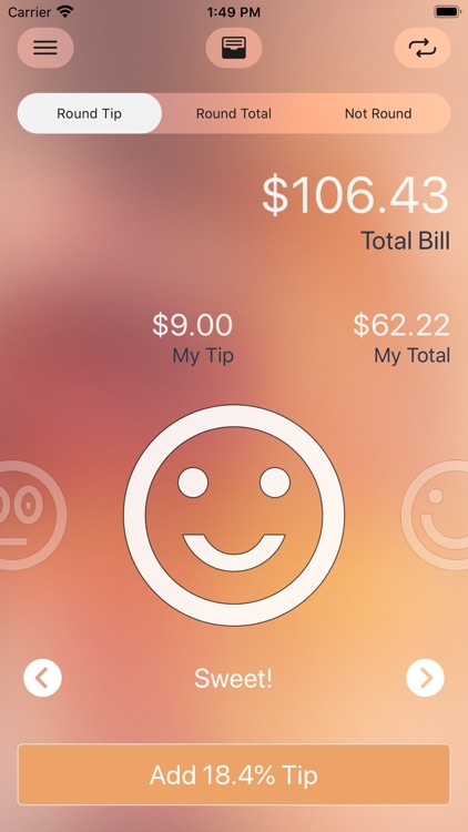 Ez Bill - Tip Calculator
