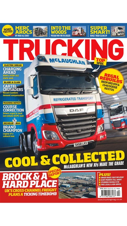 Trucking Magazine screenshot-0