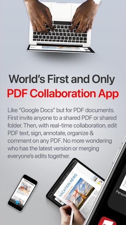 PDF Office Pro, Acrobat Expert screenshot-7
