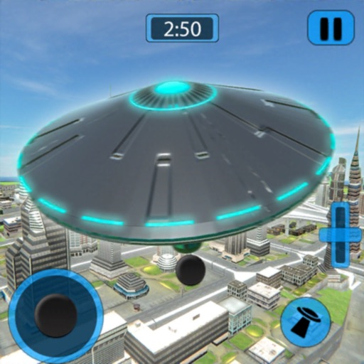 Alien Flying UFO Simulator