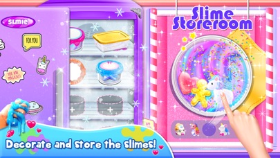 Unicorn Slime: Cooking Games screenshot 5