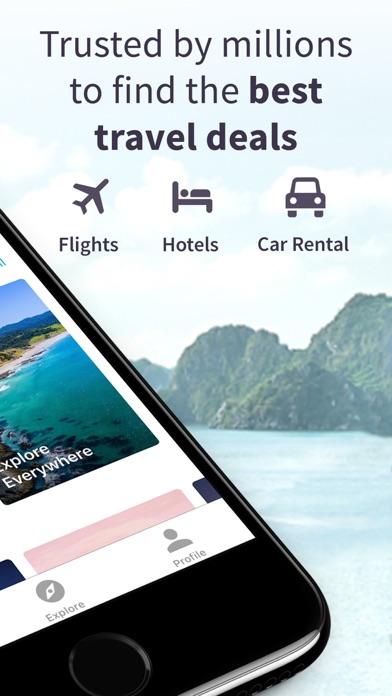 Skyscanner - Travel Deals - AppRecs