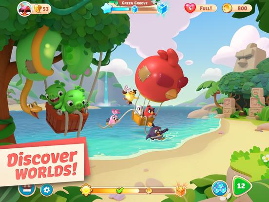 Angry Birds Journey screenshot 8