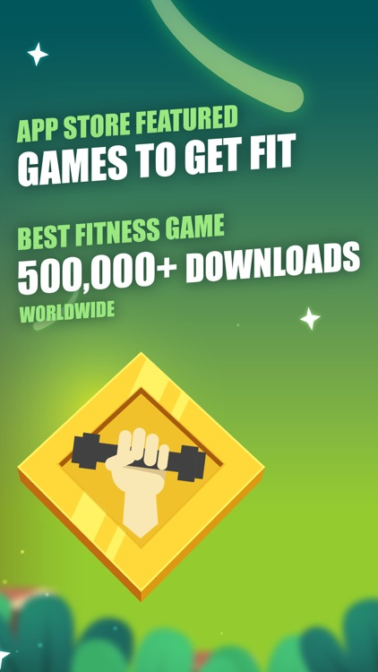 Fitness RPG - Workout games screenshot-0