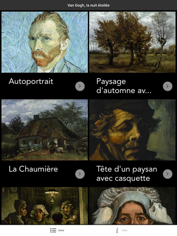 Screenshot #5 pour Van Gogh, la nuit étoilée