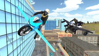 Flying Motorbike Simulatorのおすすめ画像1