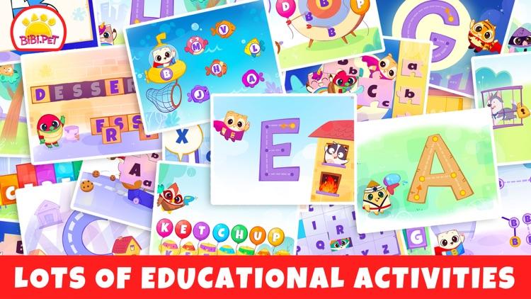 ABC Learn Alphabet for Kids screenshot-5