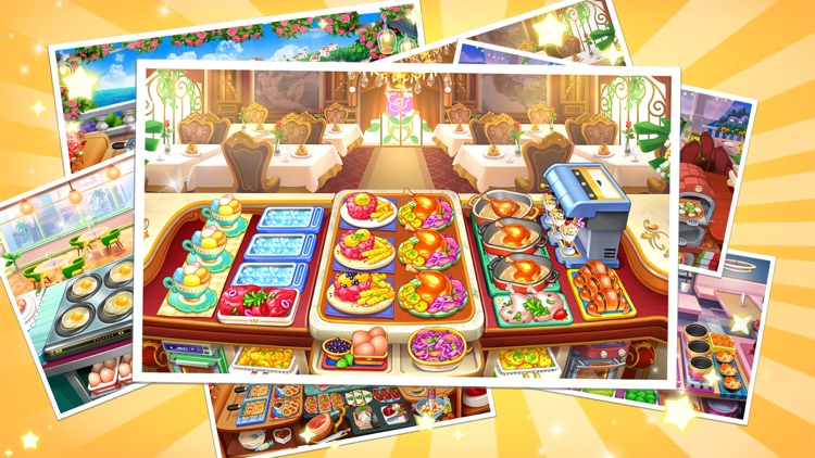 My Restaurant: Cooking Game screenshot-6