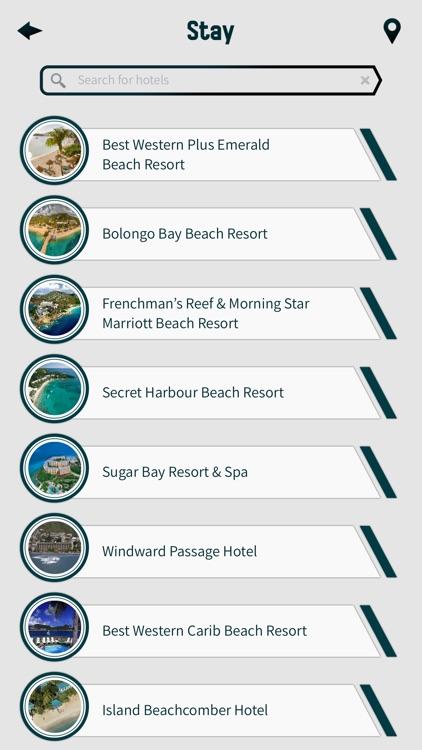 US Virgin Islands Guide screenshot-4