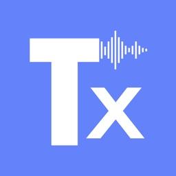 Texter - Recording, Transcript
