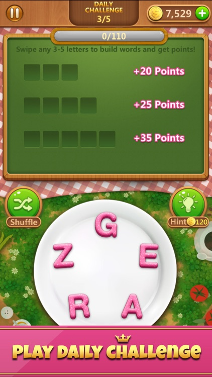 Word Guru - Puzzle Word Game screenshot-0