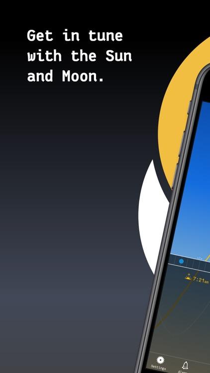 Suntime — Sun Moon Timeline screenshot-0