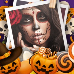 Halloween Photo Frames Trick