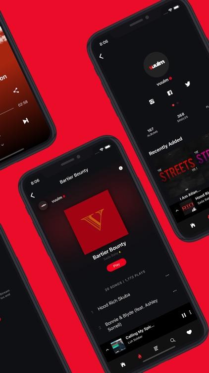 Vuulm - Mixtapes & Music