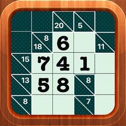 Kakuro Cross Sums Puzzles