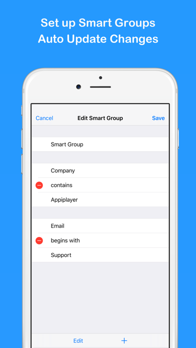 Group Email Pro屏幕截图3