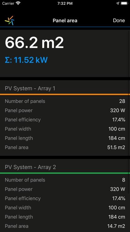 My Solar Panel screenshot-6