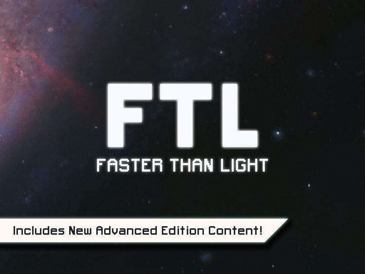 FTL: Faster Than Light screenshot-0