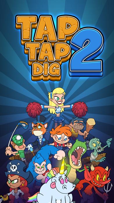 Tap Tap Dig 2 screenshot 1