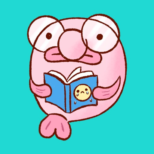 Blobby & Friends Stickers icon