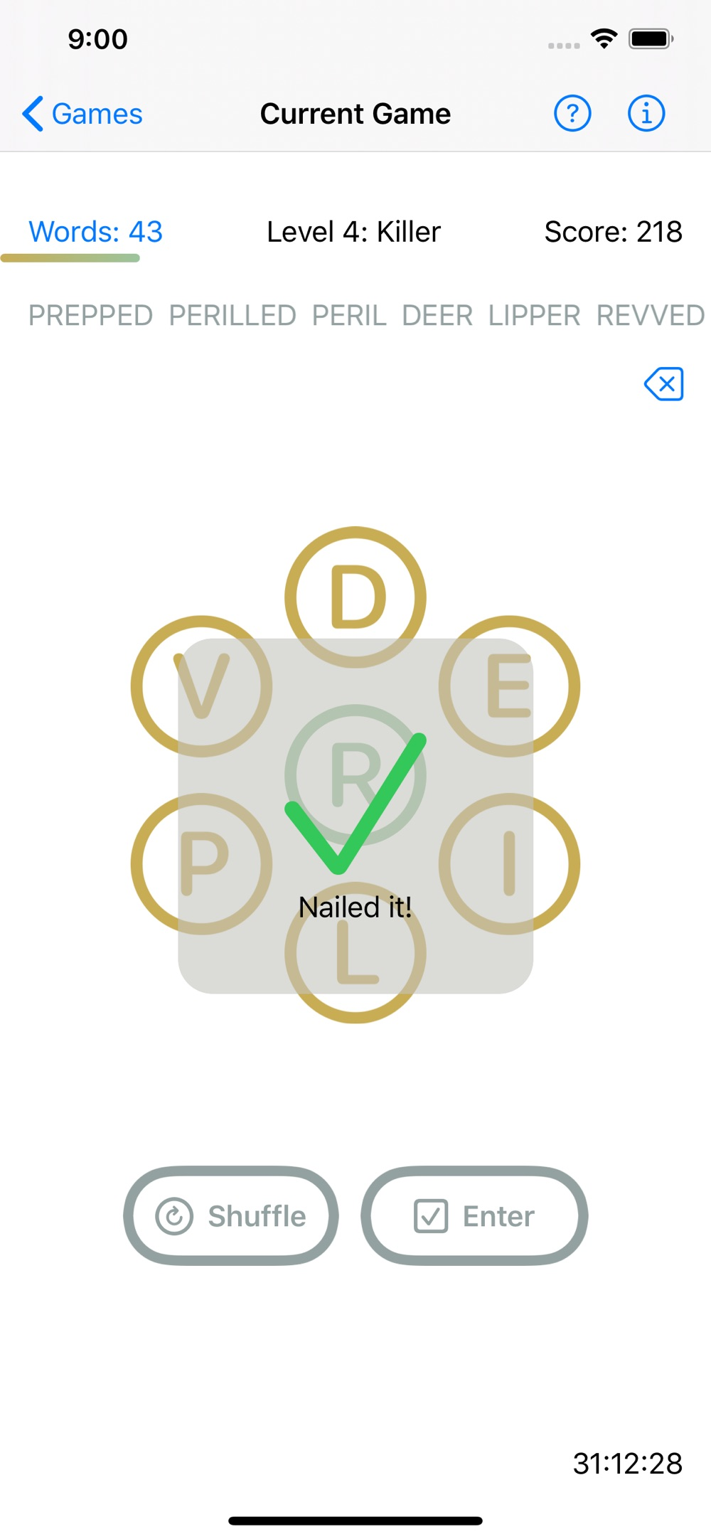 Pangram Cheat Codes