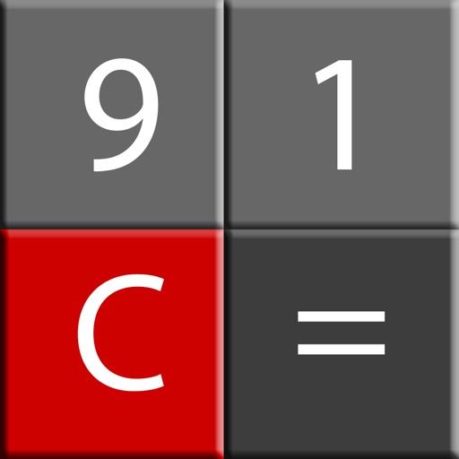 Calculator⁻