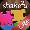 shake2u lite - transfer files iphone and android app