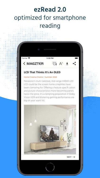 Magzter Newsstand screenshot-4