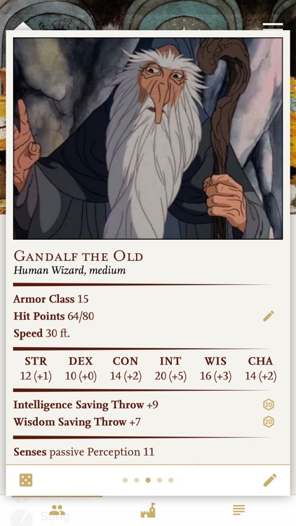 Game Master 5th Edition screenshot-8