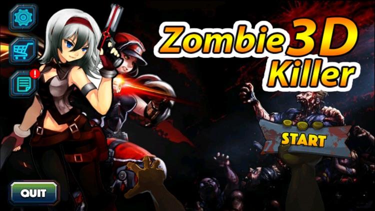 Zombie 3D Killer