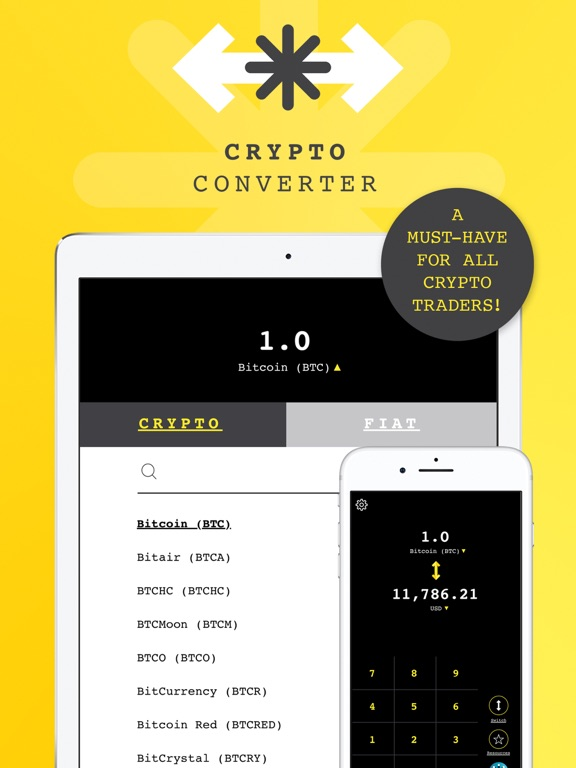 cryptocurrency prices live app ios