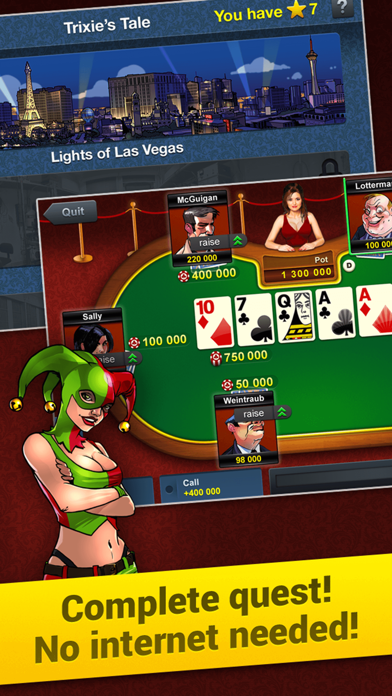 Poker Arena: Texas Holdem Game Screenshot