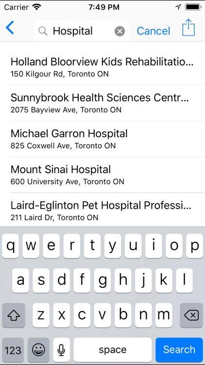 GPS WIZ screenshot-0