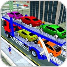Transporter Trailer Truck New